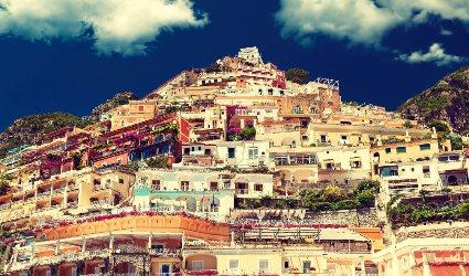 Sorrento Positano Amalfi