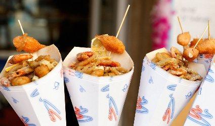Napoli Città e Street Food