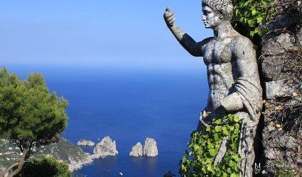 Capri e Pompei