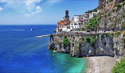 Costiera Amalfitana da Salerno
